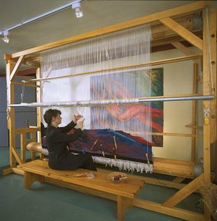 Paulette_Weave_Tapestry_RightView2_yel-2005