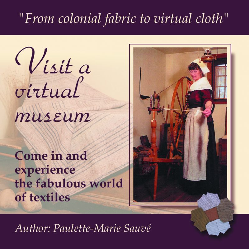 From Colonial Fabric to Virtual Cloth