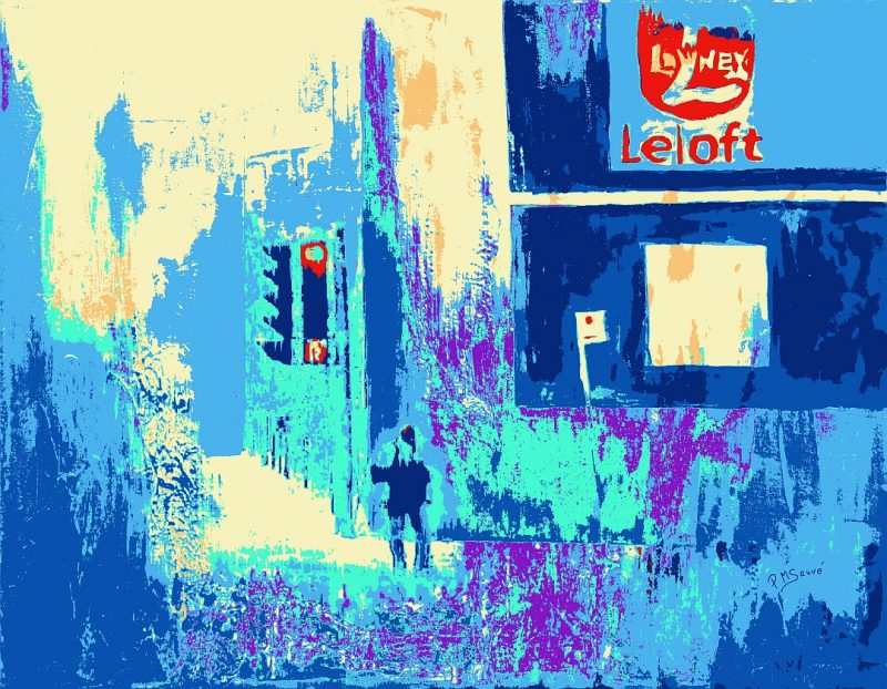 04-Paulette Sauve-31364-LOWNEY LE LOFT-mix media on canvas-28H X 36W-31364-web